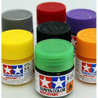 Tamiya Acrylic Color