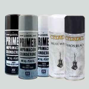 Imprimación Spray