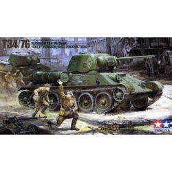 tamiya 35149 T34/76 ChTZ Modelo 1943