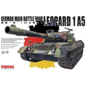 ts-015 meng model GERMAN LEOPARD 1A5 MBT