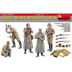 MiniArt 35185 Soviet Heavy Artillery Crew