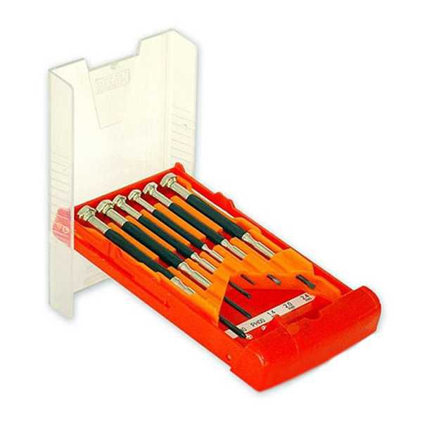 chaves 03352 Microdestornilladores Set 6 uds