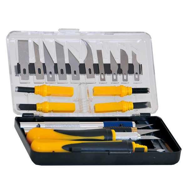 chaves 15106 Estuche de Cutters y Gubias
