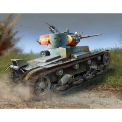 hobby boss 83810 Soviet T-26 Light Infantry Tank Mod.1936/1937