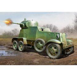 hobby boss 83838 Soviet BA-3 Armor Car