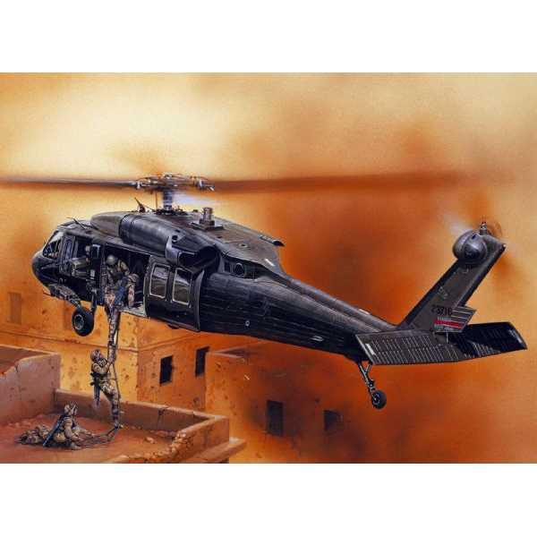 italeri 6430 UH-60 A/L Black Hawk