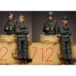 alpine 35177 Panzer Comander Set