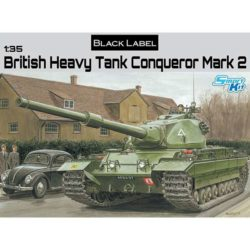 dragon 3555 British Heavy Tank Conqueror Mark 2