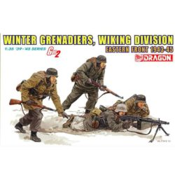dragon 6372 Winter Grenadiers Wiking Division Eastern Front 1943-45
