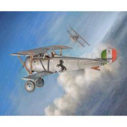 italeri 2508 Nieuport 17