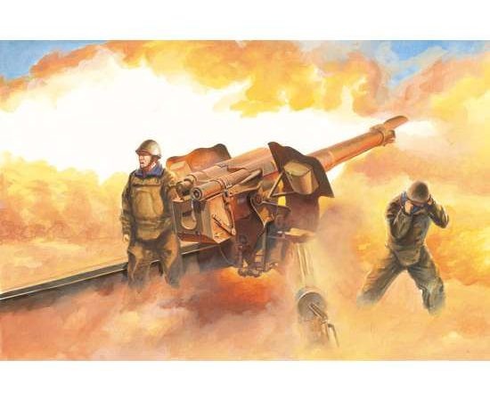 trumpeter 02334 Soviet D-74 122mm Field Gun