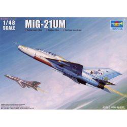 trumpeter 02865 MIG-21 UM