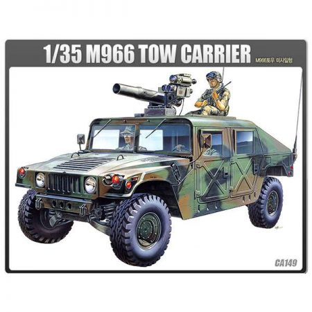 academy 13250 M966 TOW Missile Carrier