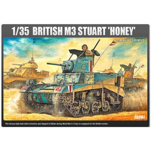 academy 13270 M3 Stuart Honey