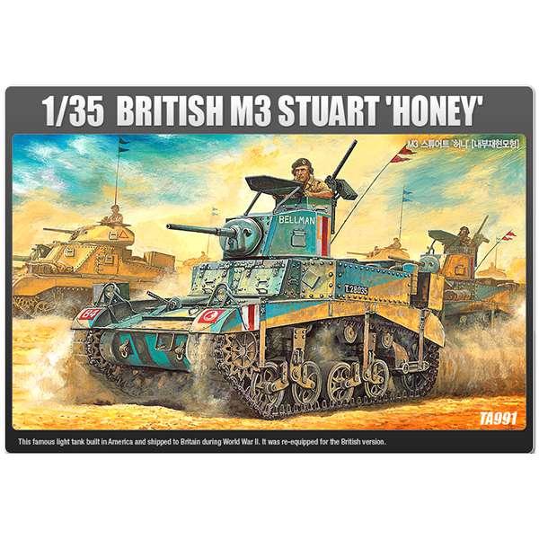 academy 13270 M3 Stuart Honey