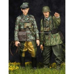 alpine 35195 German Grenadier Officer Set
