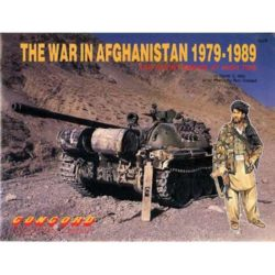 concord 1009 The War In Afghanistan 1979-1989