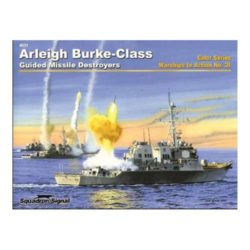 squadron 4031 Arleigh Burke-Class Guided Missile Destroyers In Action