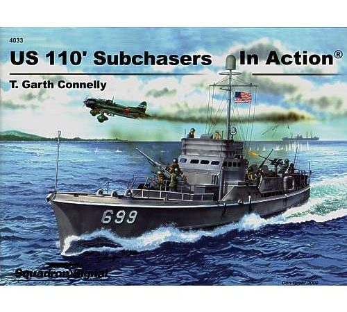 squadron 4033 US 110 Subchasers In Action