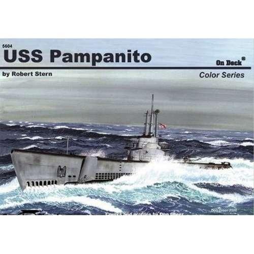 squadron 5604 USS Pampanito