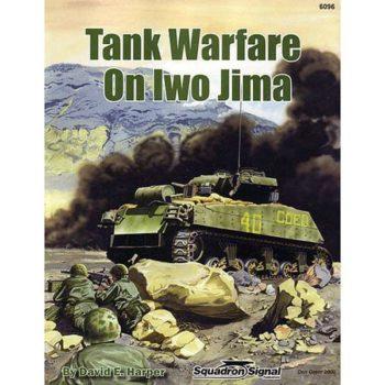 squadron 6096 Tank Warfare On Iwo Jima