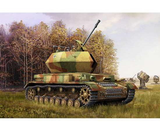 trumpeter 01520 3.7cm Flak 43 Flakpanzer IV Ostwind