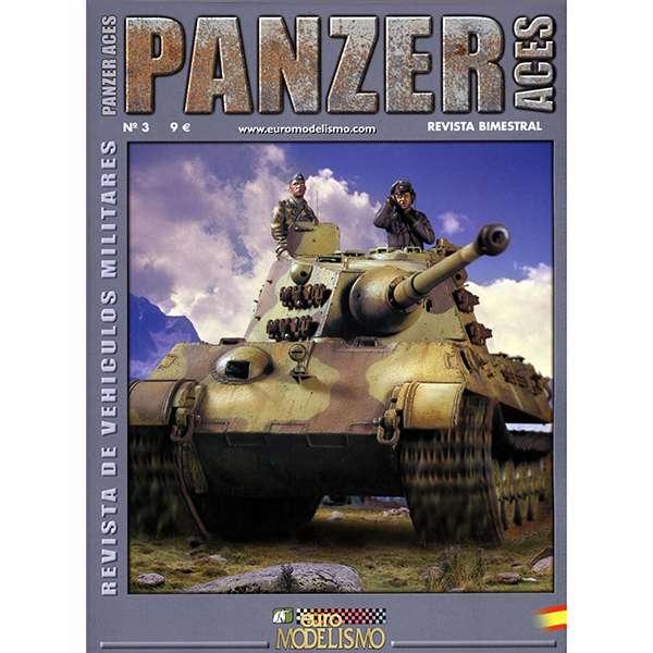 Panzer Aces Vol 003