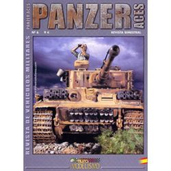 Panzer Aces Vol 006