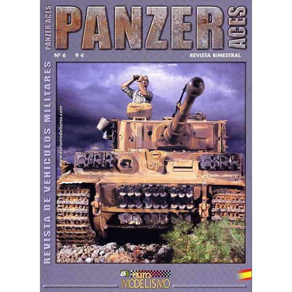 Panzer Aces Vol 006
