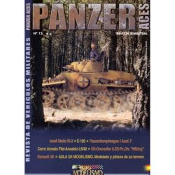 Panzer Aces Vol 013