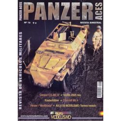Panzer Aces Vol 016