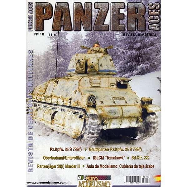 Panzer Aces Vol 018