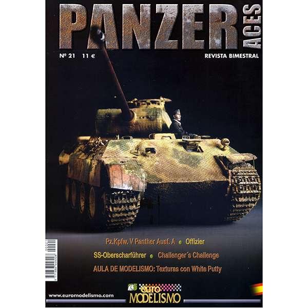 Panzer Aces Vol 021