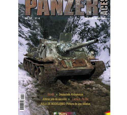 Panzer Aces Vol 027