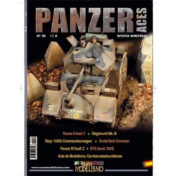 Panzer Aces Vol 030