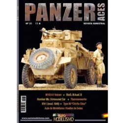 Panzer Aces Vol 031