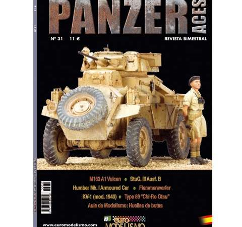 Panzer Aces Vol 031