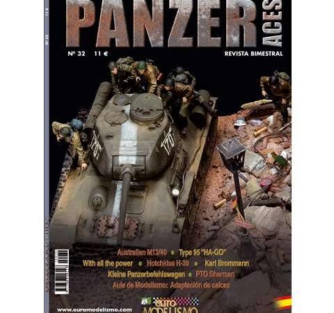 Panzer Aces Vol 032