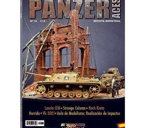 Panzer Aces Vol 034