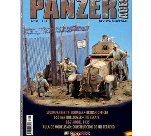 Panzer Aces Vol 035
