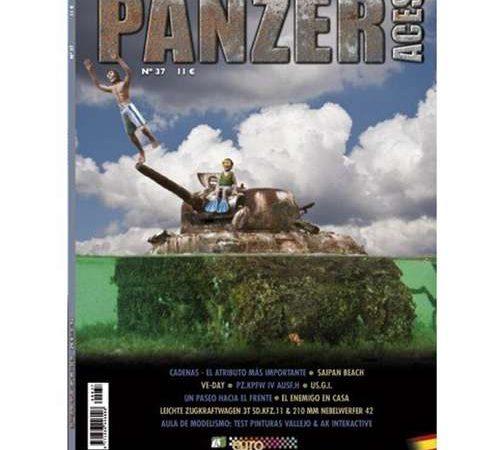 Panzer Aces Vol 037