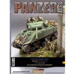 Panzer Aces Vol 038