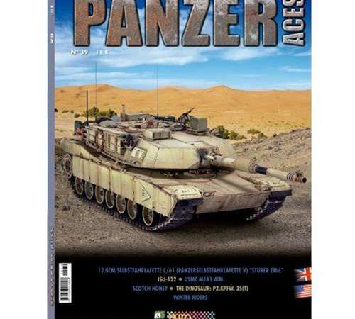 Panzer Aces Vol 039