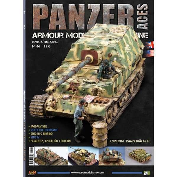 Panzer Aces Vol 044