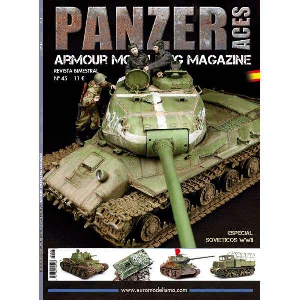 Panzer Aces Vol 045
