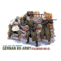 dragon 6017 German 6th Army Stalingrad 1942-45