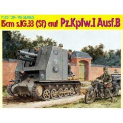 dragon 6259 15cm s.IG.33 (sf) Auf Pz.Kpfw.I Ausf.B