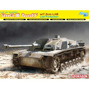 dragon 6756 Stug.III Ausf.F 7.5cm L/48 Last Production