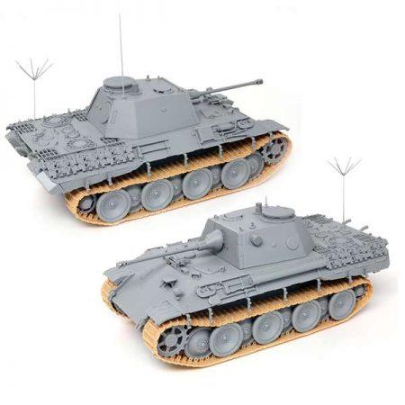 dragon 6821 Pz.Beob.Wg.V Panther mit 5cm Kw.K.39/1