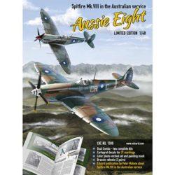 eduard 1188 Aussie Eight - Spitfire Mk. VIII in Australian service DUAL COMBO